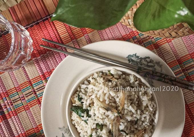 Nasi Goreng Kampung Tak Pedas