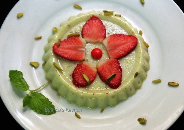 Steps to Prepare Ultimate China Grass Pudding