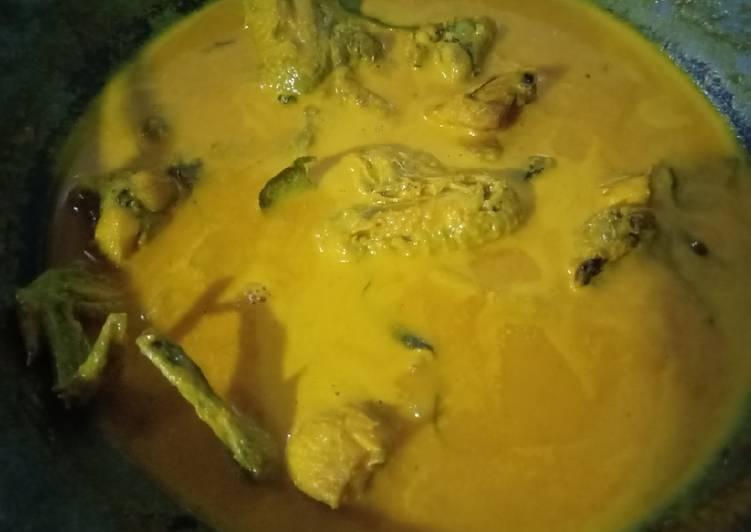 Resep Gulai ayam khas padang, Bisa Manjain Lidah