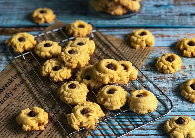 Butter Cookies Mudah