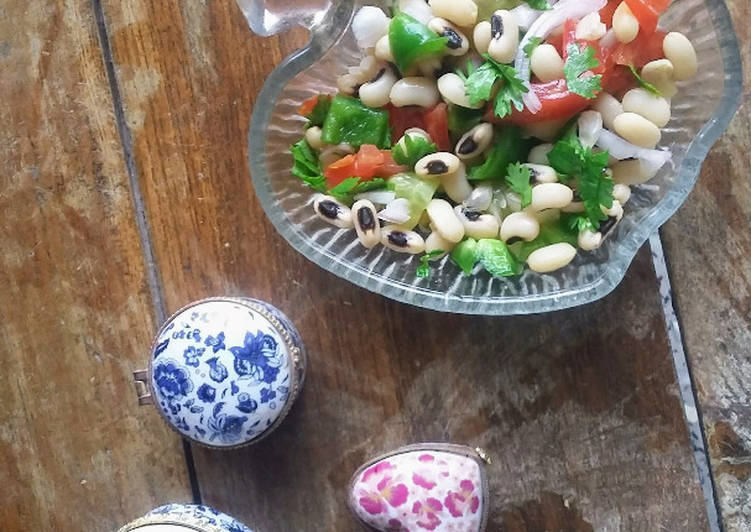 Recipe of Speedy Lobia Salad