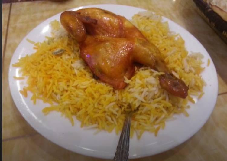 Beginners Guide To Prepare Good Arabic Chicken Mandi