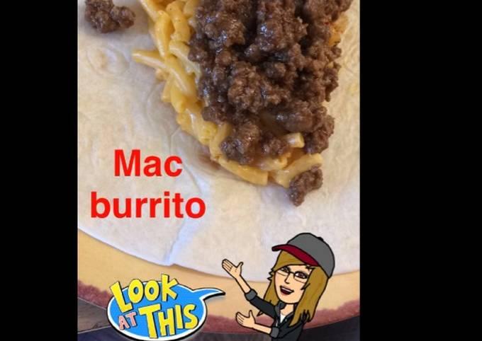 Mac burrito