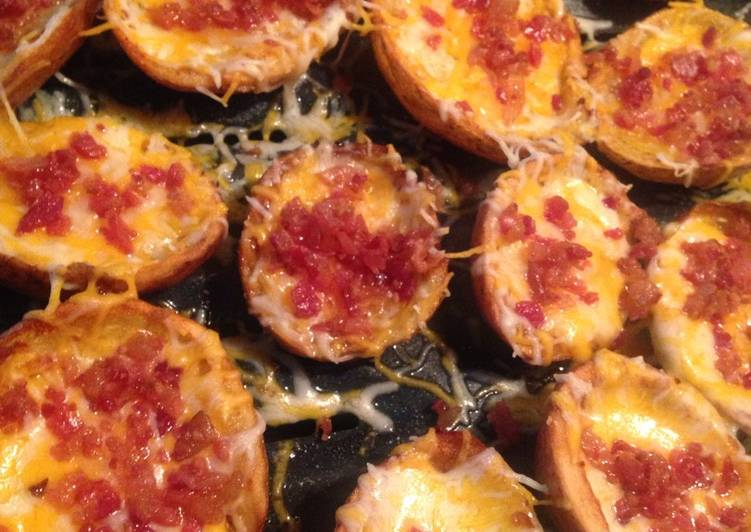 Homemade Potato skins, Learn The Truth On Superfoods