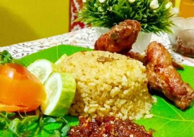 Resep Nasi Kebuli Ayam gampang