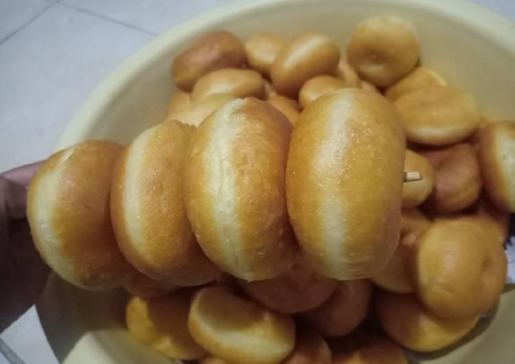 Donat kentang empuk porsi 1 kg trigu