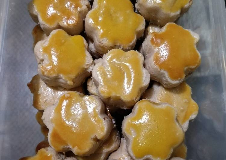 Skippy Chuncky Cookies (Kue Kering Kacang Skippy)