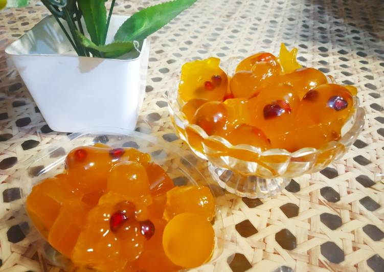 How to Make Ultimate Orange Jelly