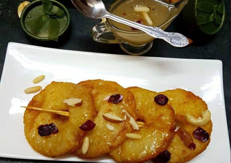Step-by-Step Guide to Make Favorite Apple Jalebi