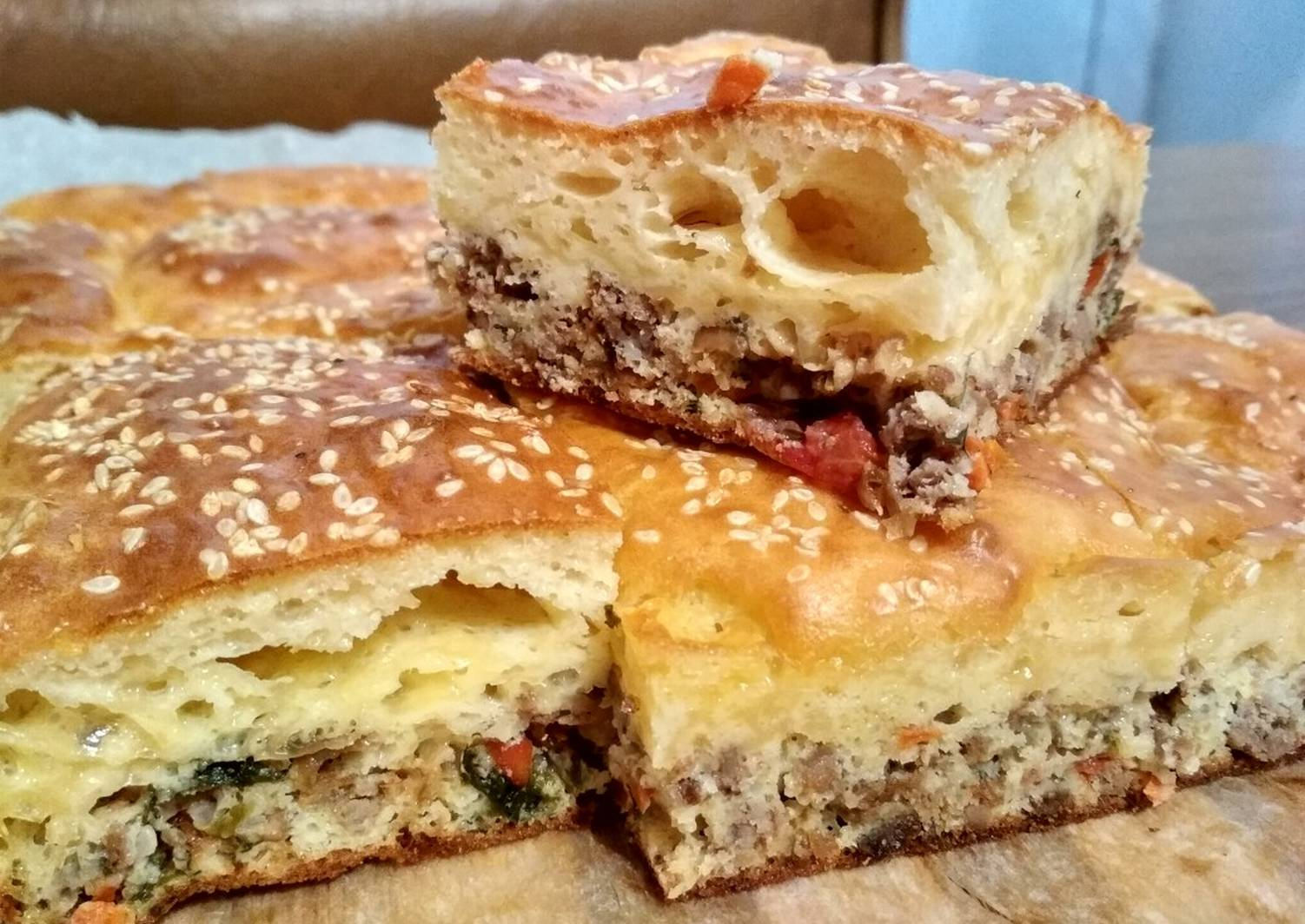 Наливные пироги рецепты с фото