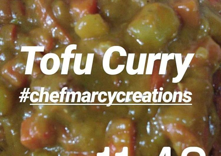 Learn How to Elevate Your Mood with Food Chef Marcy's Tofu Curry