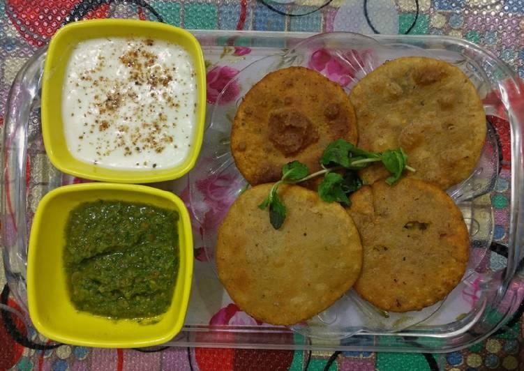 Easiest Way to Make Homemade Urad dal ki khasta kachori