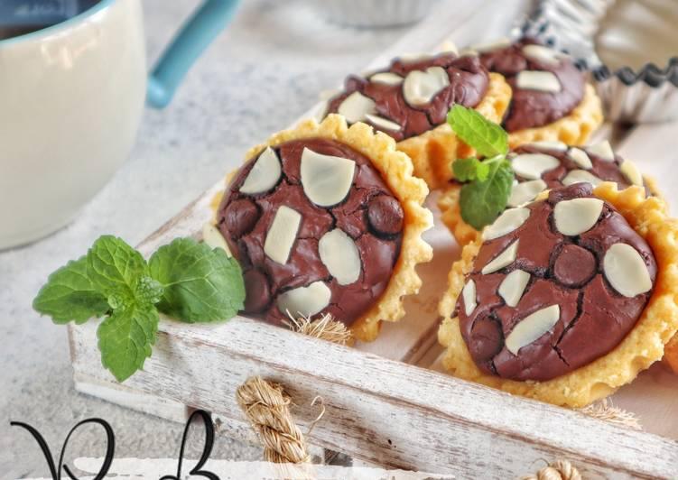 Bagaimana Menyiapkan Pie brownies, Endes