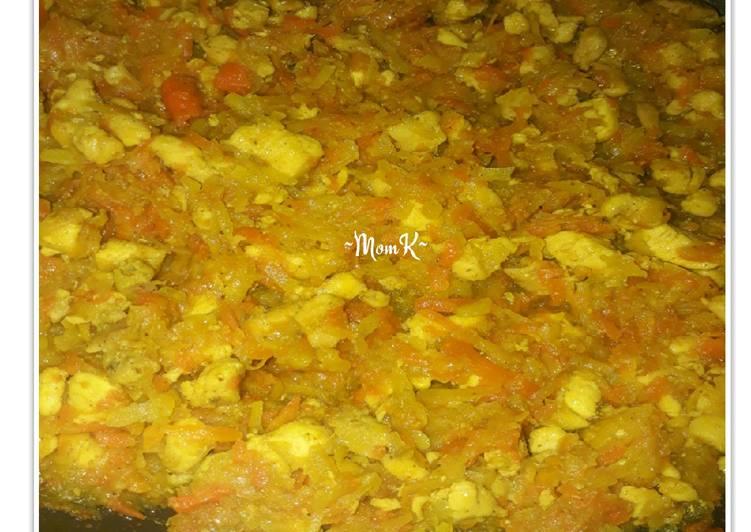 Resep Oseng Ayam Sayuran_Isian Roti/Bakpau/Risoles/Lumpia Top