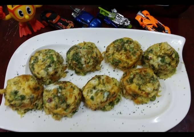 Recipe: Perfect Maggi Savoury Muffins