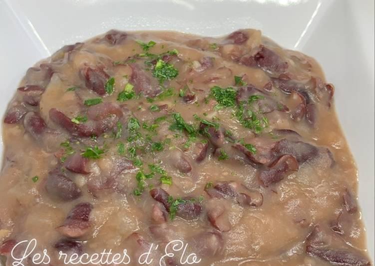 Easiest Way to Make Appetizing Purée de haricots rouges au Cookeo