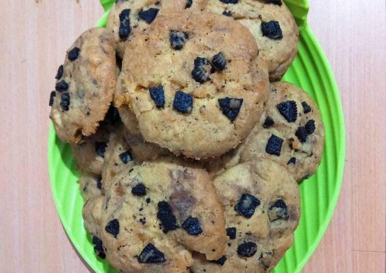 Resep Oreo Cookies yang Menggugah Selera