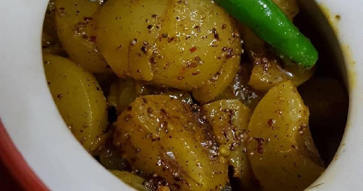Amla achar Recipe by Nikita Kathuria - Cookpad