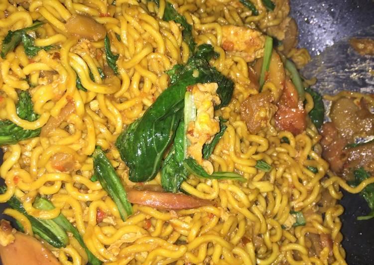 Resep Mie Goreng Bumbu Halus Oleh Megatania Cookpad