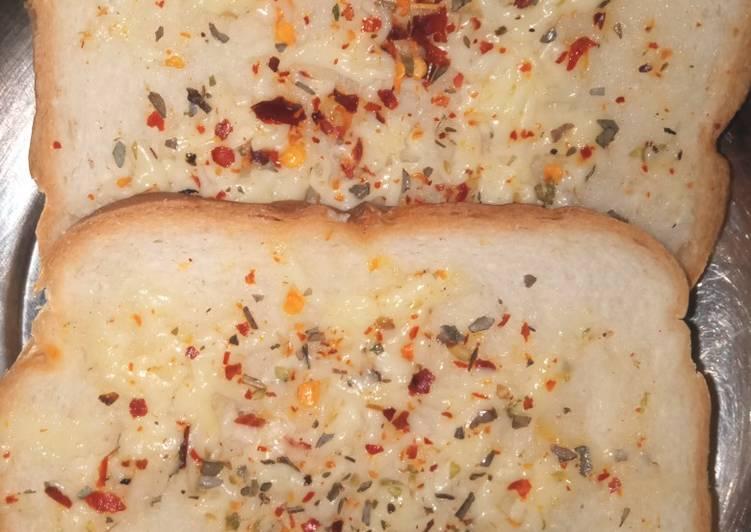 How to Prepare Favorite Garlic bread