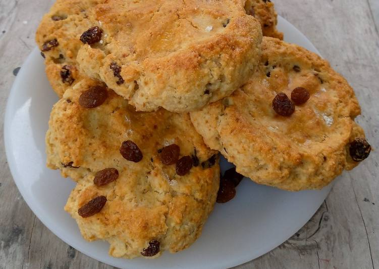 Easiest Way to Make Quick Maize flour fruit biscuit