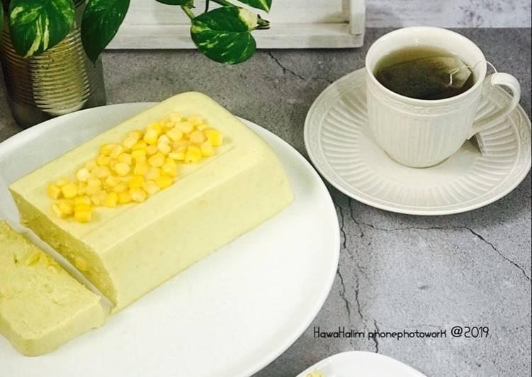 Puding Roti Jagung - velavinkabakery.com
