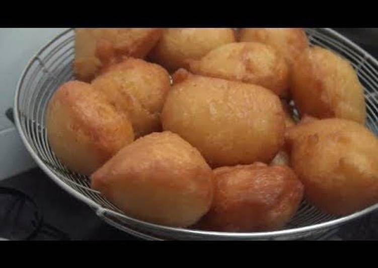How to Cook Perfect Peppered puff puff