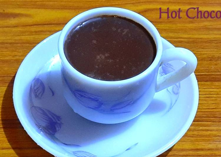 Simple Way to Prepare Ultimate Hot chocolate