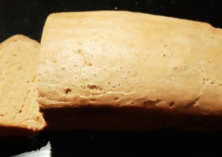 Recipe of Ultimate Whole wheat bread