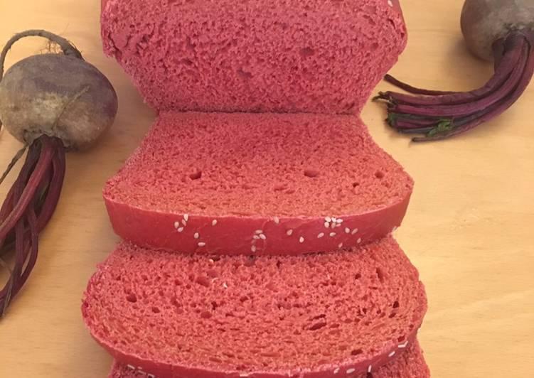 Recipe of Award-winning Beetroot loaf