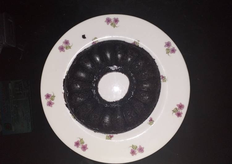 Black brownies