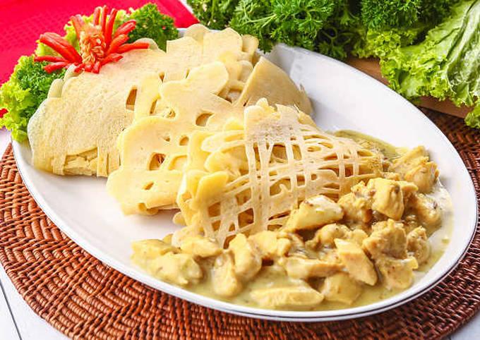Resep Kari Ayam Jala