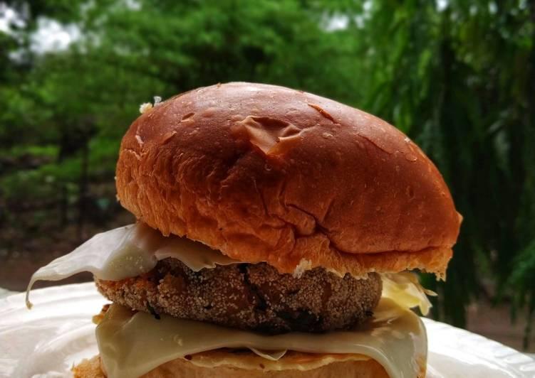 Recipe of Speedy Burger