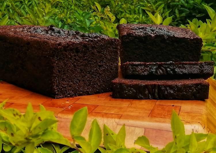Steps to Prepare Favorite Gluten Free Wimbi(Millet) Chocolate Cake