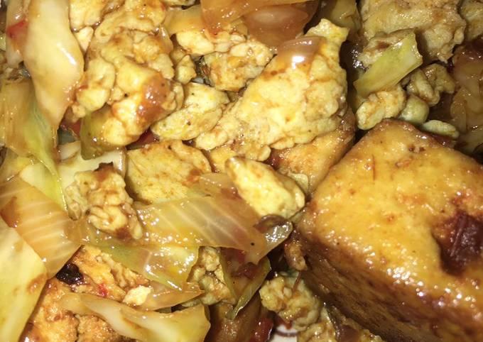 Garnished Awara (Tofu)