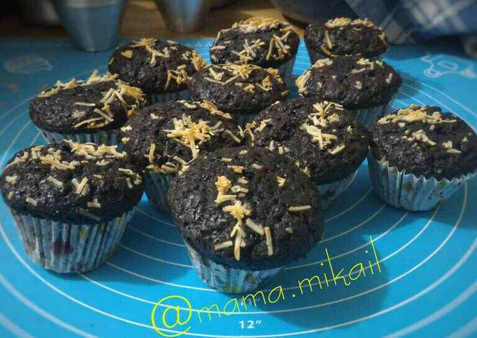 Double Chocolate Muffin JTT
