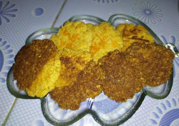 Oat Cookies Teflon