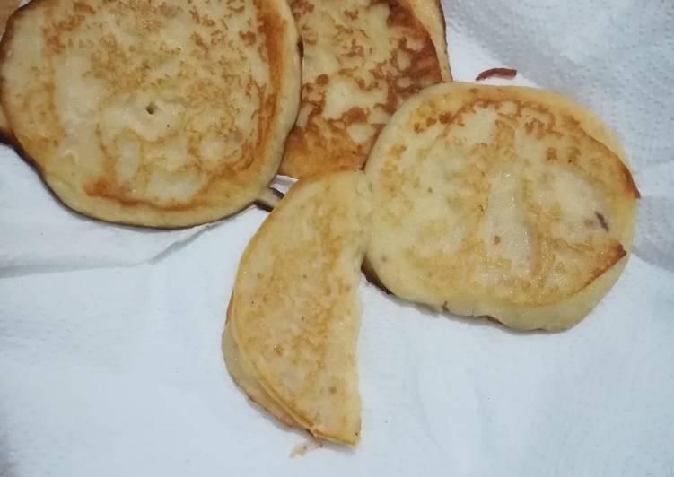 Recipe of Award-winning Rice flour mini pancakes