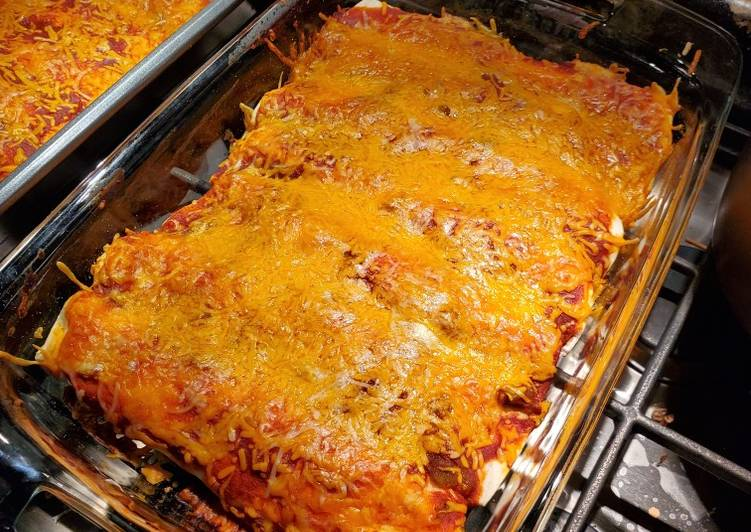 Enchiladas, Helping Your To Be Healthy And Strong with The Right Foods