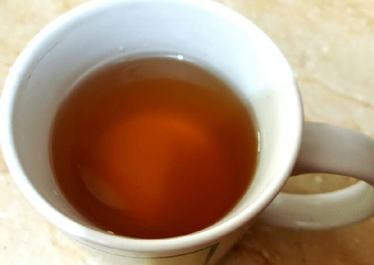 How to Prepare Appetizing Weight loss Green Tea 🍵
