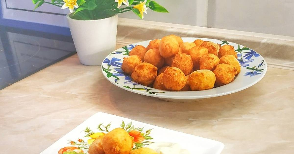 семья исторически картофельно сырные шарики рецепт с фото задача коммерческого
