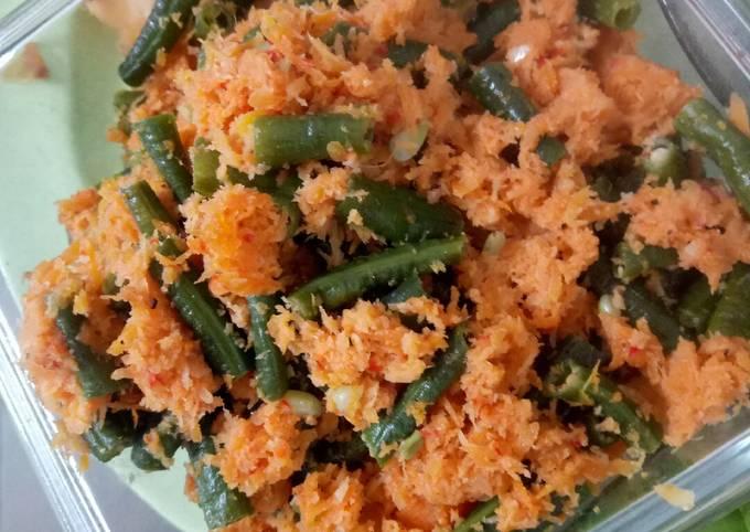 Cara Gampang Menyiapkan Urap sayur mantap Ala Jerry Andrean MasterChef Indonesia