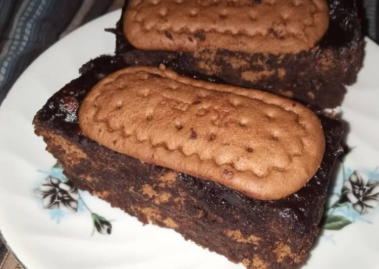Brownies biskuit
