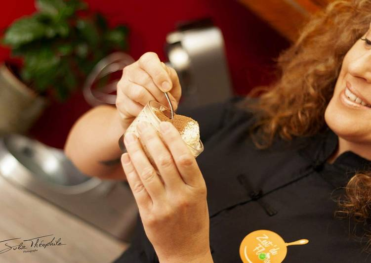 Recette Appétissante Tiramisu 🇮🇹
