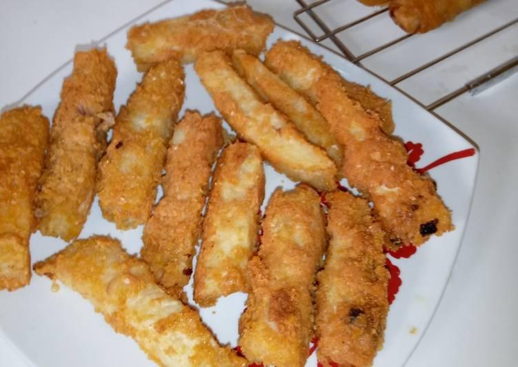 Recipe of Award-winning Yam wings