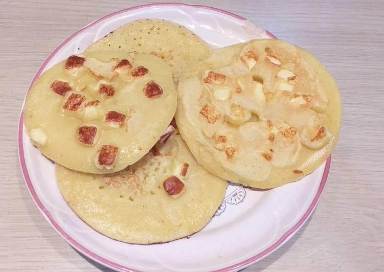 Pancake Keju Sederhana