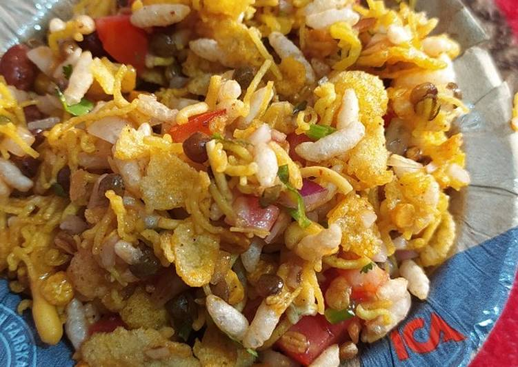 What is Dinner Ideas Favorite Homemade Bhel