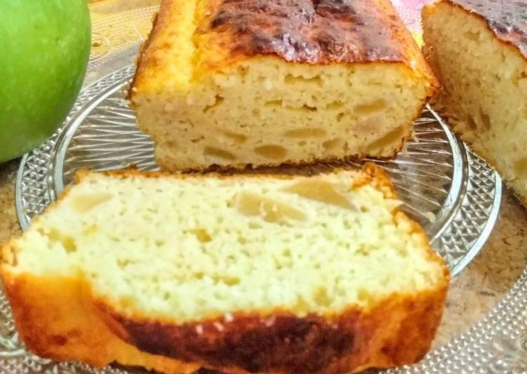 Cake poire-coco 🍐