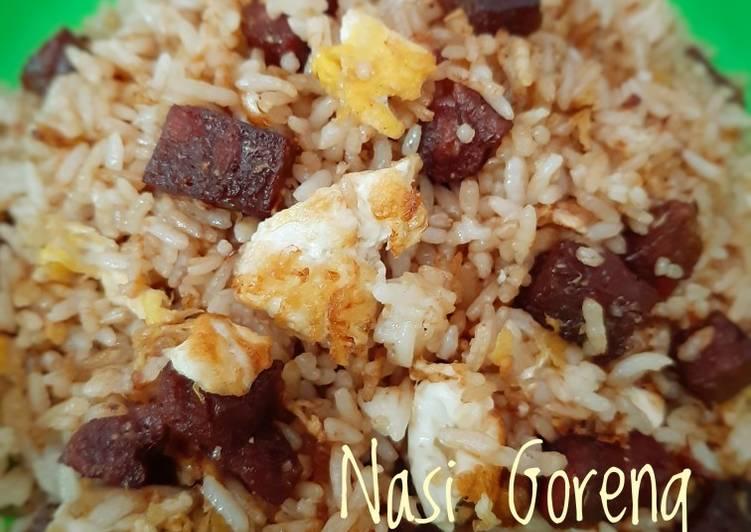 Nasi Goreng Kebab