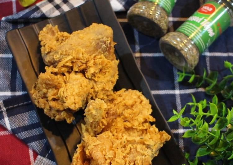 Fried Chicken Anti Gagal